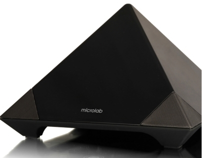 Pyramid Speaker Project
