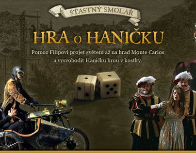 'Who gets Hanicka' - Online game