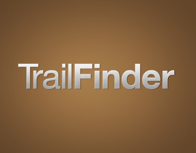 Trail Finder Application