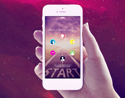 youdare website promotion, app, ui/ux , game, design
