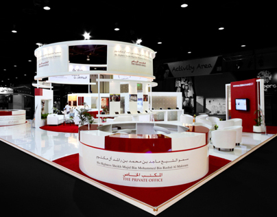 Prince Private Office @ Dubai Careers2013