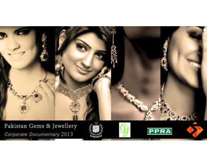Pakistan Gems & Jewellery - Corporate Documentary 2013