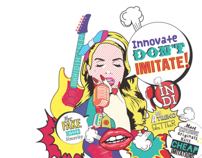Indi // Innovate Don't Imitate