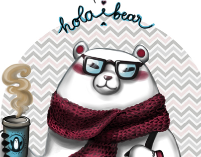 Illustration: Hola Pola Bear