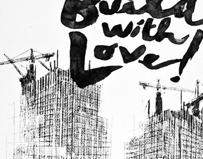 WE BUILD WITH LOVE