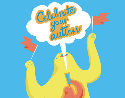 Autism Awareness Day Illustration