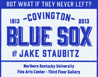 The Covington Blue Sox