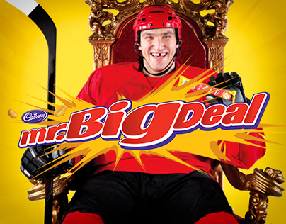 Mr. Big - Big Deal Contest