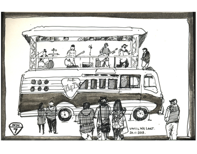 NH7 and other sketches