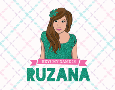 RUZANA RAHIM | Self-Promotion