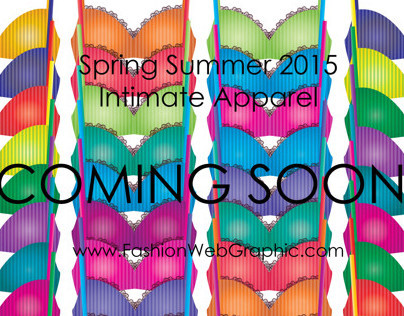 SS2015 Intimate Apparel - Sweetie Rainbow