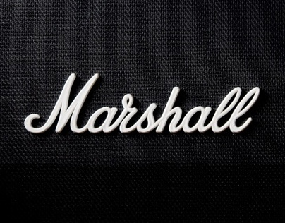 Marshall website and apps