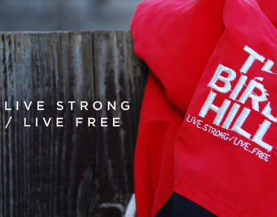The Bird Hill, Clothing Brand