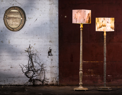 Utopia - interior lighting collection by Jac Scott