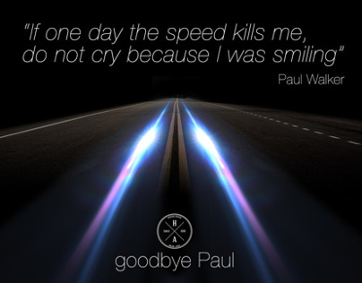 Goodbye Paul
