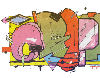 Graffiti pack vol.1