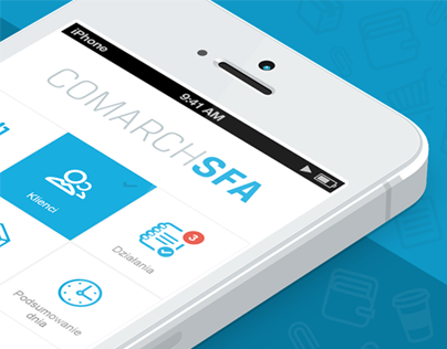 Comarch SFA Mobile Sales Force