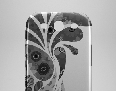 Samsung S3, S4 case Mock-up