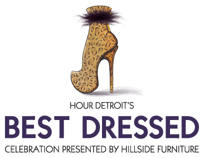 Hour Detroit's Best Dressed Celebration 2013