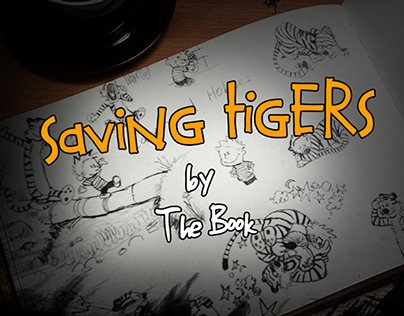 Saving Tigers by The Book - WWF