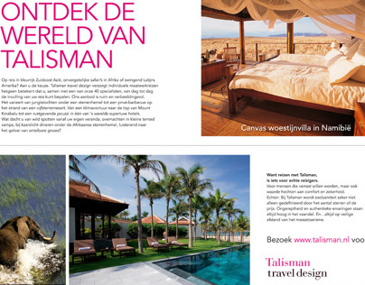 Talisman Travel Design