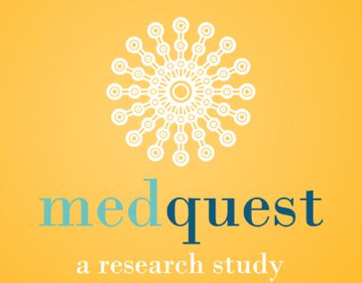 MedQuest - Logo for Sale