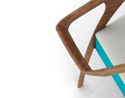 Tuli | Chair design