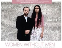Women Without Men movie poster design