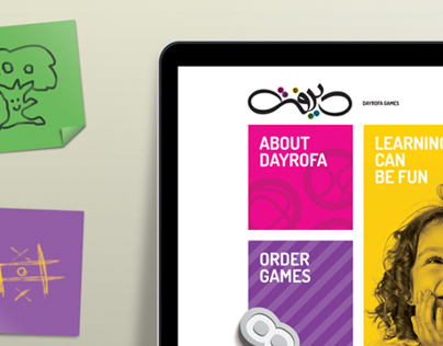 Dayrofa Games Website