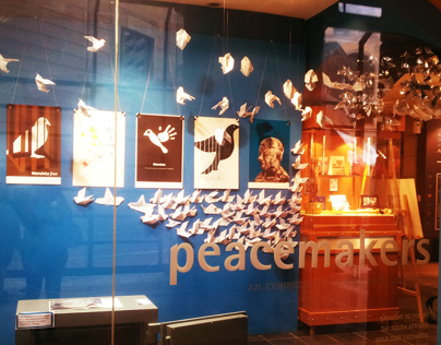 Mandela Poster Project Exhibition @Peacemakers Museum