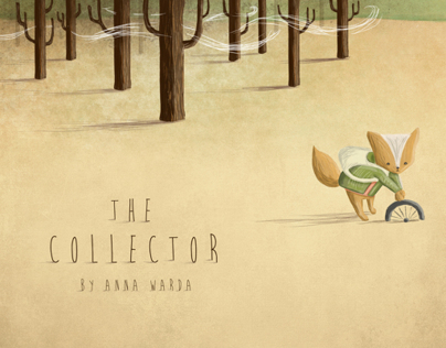 The Collector - children book