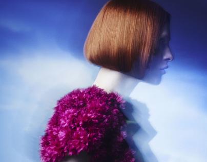 Karen Elson for Vogue China - Sølve Sundsbø