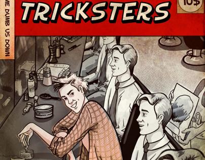 Tricksters Album Arwork