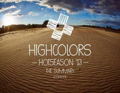 HIGHCOLORS LOOKBOOK