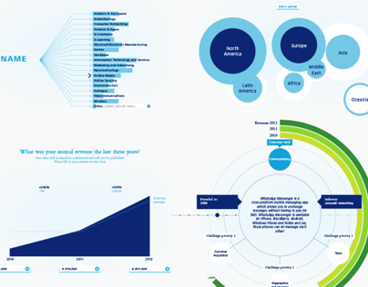Deloitte Fast Ventures survey & data visualization