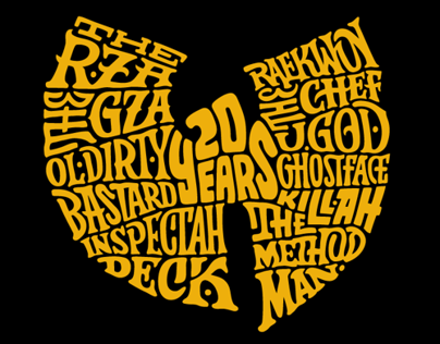 Wu-Tang Clan 20th Anniversary