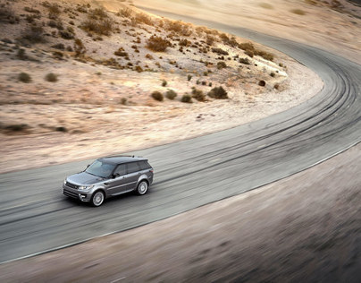 The All-New Range Rover Sport