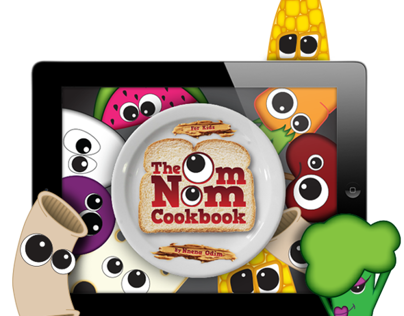 The Om Nom Cookbook