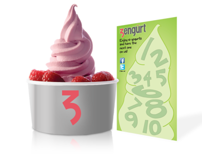 Zengürt: Self-serve froyo