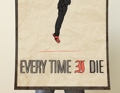 Every Time I Die Poster & Shirt