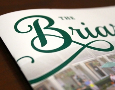Newsletter // The Briar Club - Fall 2013
