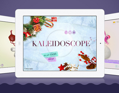 KALEIDOSCOPE: Visual Word Puzzle