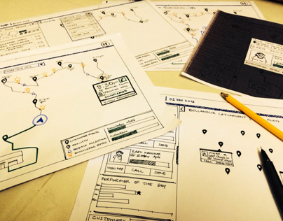 UX - Sales Tracking Gamification