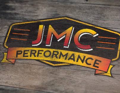 JMC PERFORMANCE LOGO