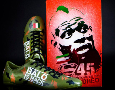 Balotelli Special Customs