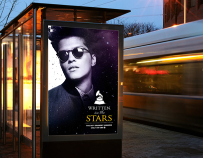 Written in the Stars Grammy Awards // Concept