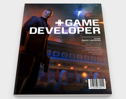 GD Magazine Redesign