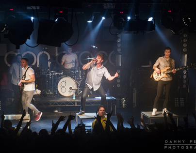 Don Broco - Leeds Met Uni - 29/11/13