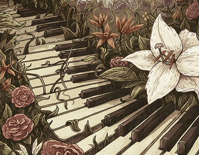 Piano - CD Cover