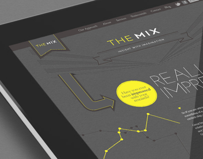 Mix Research Branding